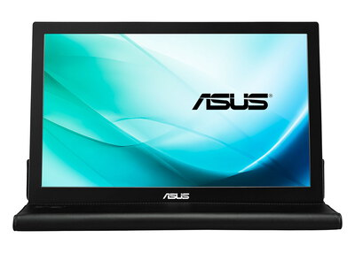 "Asus 15,6"" Full HD monitor MB169B+ Zwart"