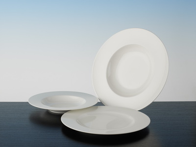 Villeroy&Boch Service de table - Twist White - 12 pièces