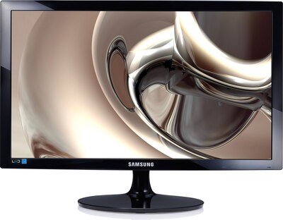 "24"" Full HD monitor LS24D300HS Zwart"