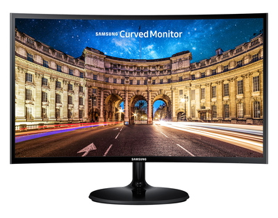 "Moniteur 27"" Full HD Curved LC27F390FHUX Noir"