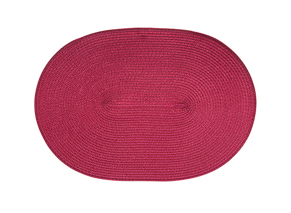 Placemat Rood