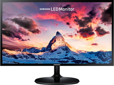 "27"" Full HD monitor LS27F350FHUX Zwart"