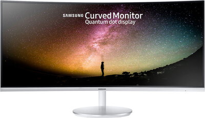 "34"" Ultra WQHD Curved monitor LC34F791WQUX Wit"