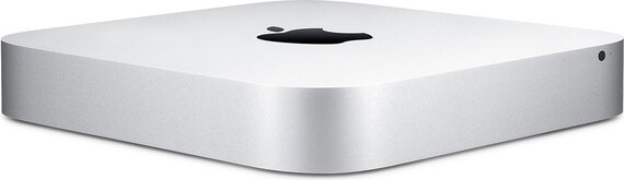 Mac mini 2,8 GHz 1 To Argent