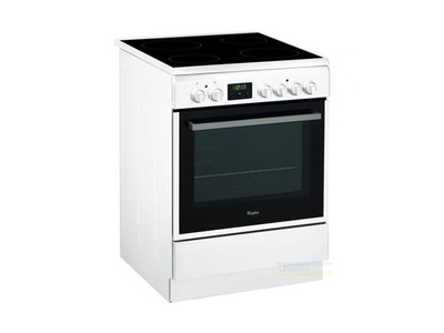 Whirlpool Fornuis ACMT6533/WH