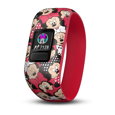 Garmin vívofit jr. 2 - Minny Mouse - Rouge