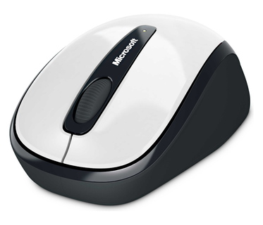 Microsoft Wireless Mobile Mouse 3500 RF BlueTrack 1000DPI Wit
