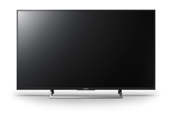 sony tv kd43xe7096 43 4k ultra hd smart wi fi led tv kr fel les meilleurs prix service. Black Bedroom Furniture Sets. Home Design Ideas