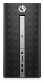 Pavilion Desktop PC 570-P064NB Zwart