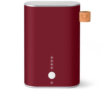 Powerbank - 9000 mAh - Ruby