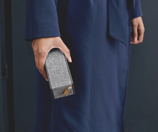 Fresh 'n Rebel Rockbox Brick Bluetooth Speaker - Concrete