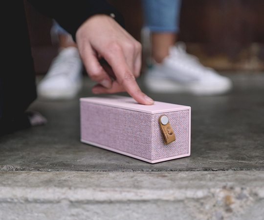 Bluetooth Speaker Rockbox Brick Fabriq Edition - Cupcake