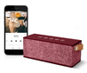 Fresh 'n Rebel Rockbox Brick Bluetooth Speaker - Ruby