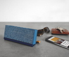 Fresh 'n Rebel Rockbox Fold Bluetooth Speaker - Indigo