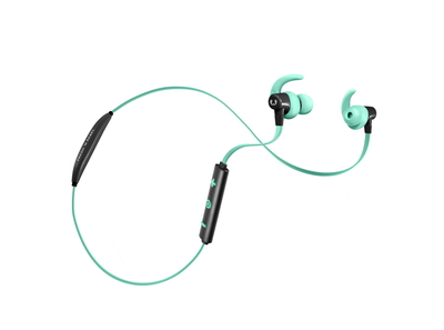 Fresh 'n Rebel Lace Sports Earbuds - Peppermint