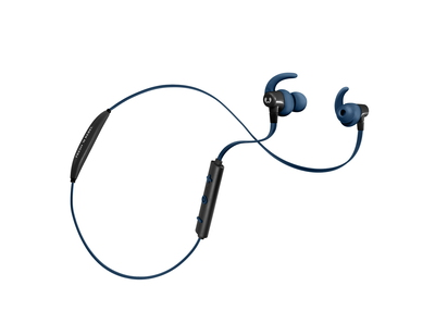Lace Sports Earbuds - Indigo