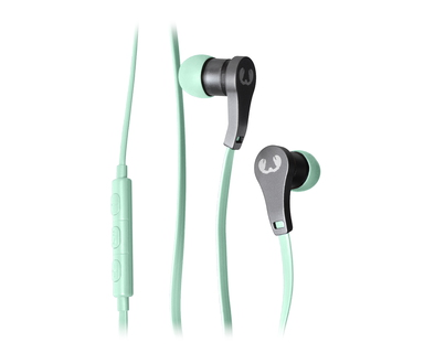 Fresh 'n Rebel Lace Earbuds Oortjes - Peppermint