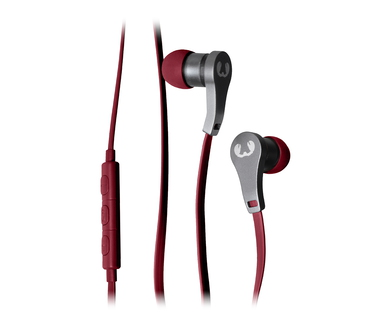 Fresh 'n Rebel Ecouteurs Lace Earbuds - Ruby