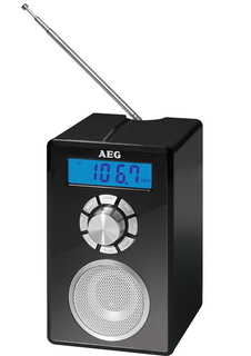 AEG AEG MR4139 Radio portable FM