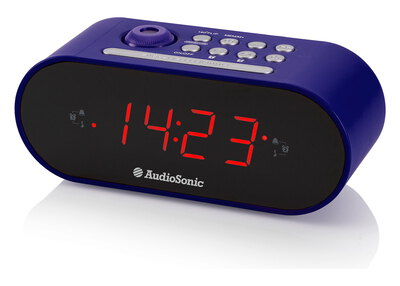 Audiosonic CL-1498 Wekkerradio