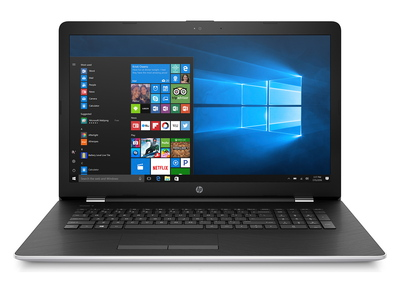 Notebook 17-BS043NB Intel Core i5 Natural Silver