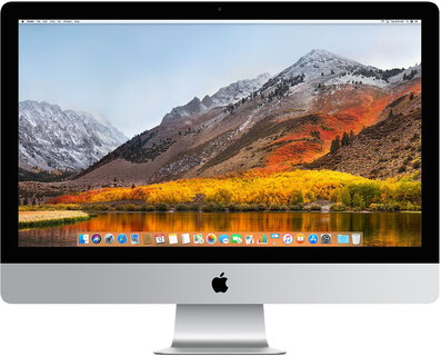 "Apple iMac 21,5"" Full HD Intel Core i5 2,3 GHz Zilver"