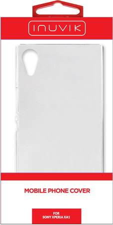 Inuvik Hard Shell Sony Xperia XA1 Clear