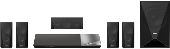 Sony 3D Blu-ray™-Home Theatre-systeem
