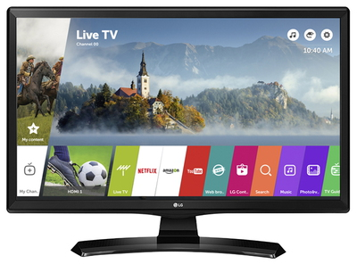 "TV 28MT49S-PZ - 27.5"" HD Smart TV Wi-Fi LED TV"