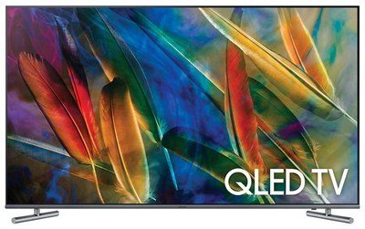 "Samsung TV QE55Q6F - 55"" 4K Ultra HD Smart TV Wifi QLED TV"