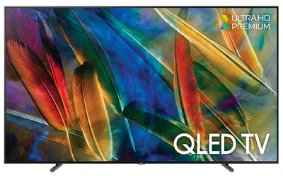 "TV QE88Q9F - 88"" 4K Ultra HD Smart TV Wifi écran QLED TV"