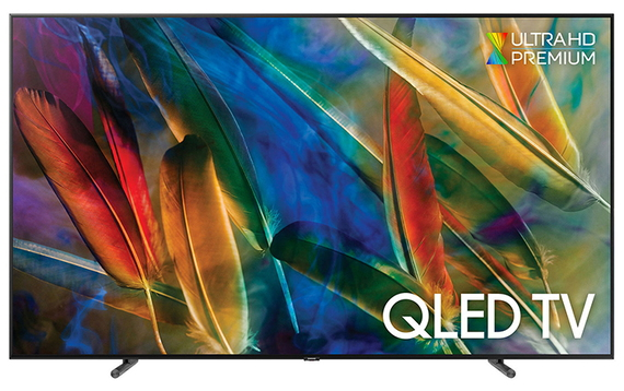 "TV QE88Q9F - 88"" 4K Ultra HD Smart TV Wi-Fi QLED TV"