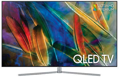 "TV QE55Q7F - 55"" 4K Ultra HD Smart QLED TV"
