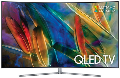 "Samsung TV QE65Q7C - 65"" 4K Ultra HD Smart TV"