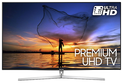 "TV UE55MU8000 - 55"" 4K Ultra HD Smart TV"