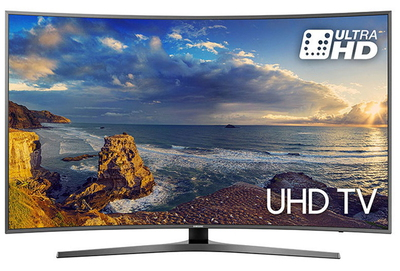 "Samsung TV UE49MU6640 - 49"" 4K Curved LED TV"
