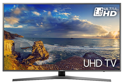 "Samsung TV UE55MU6470 - 55"" 4K Ultra HD Smart TV"