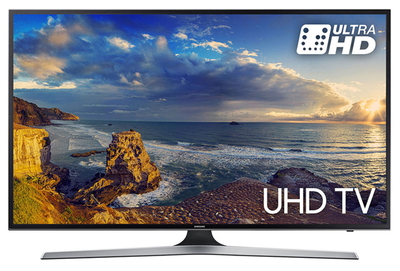 TV UE55MU6120 4K Ultra HD LED TV - 55""