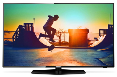 TV 55PUS6162/12 - 6000 series Téléviseur LED Smart TV ultra-plat 4K