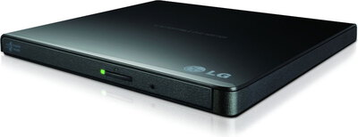 LG Super Multi Dual Layer DVD Drive GP57EB40 - Noir