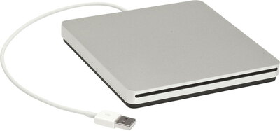 Apple SuperDrive USB - Argent
