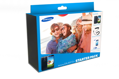 Samsung HOUSSE SA Galaxy S4 PACK