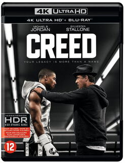 CLD Distributio Creed (4K Ultra HD Blu-ray)