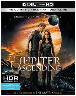 CLD Distributio Jupiter Ascending 4K Ultra HD Blu-ray