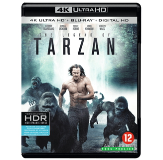 CLD Distributio The Legend of Tarzan 4k