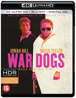 CLD Distributio War Dogs 4k