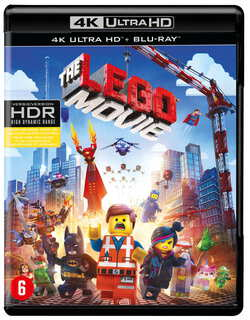 CLD Distributio Lego Movie 4k