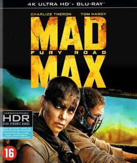 CLD Distributio Mad Max Fury Road 4K Ultra HD Blu-Ray