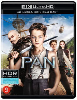 CLD Distributio Pan 4K Ultra HD Blu-ray
