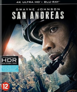 CLD Distributio San Andreas 4K Ultra HD Blu-ray